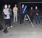Практичне заняття з астрономії 13 квітня