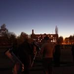 Теоретичне і практичне заняття з астрономії 16 квітня