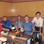Колектив АстроСуми на радіо Слобода FM