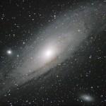 Галактика М 31 в Андромеде