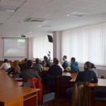 Відкриті заняття з астрономії в СумДУ навесні 2016 року