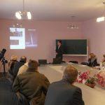 Лекція для вчителів в Інституті післядипломної освіти 20 січня