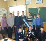 Зустріч з учнями Тростянецької школи №2 7 лютого