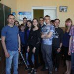 Відкриті уроки з астрономії у школах міста Тростянець за участю сумських любителів астрономії