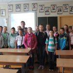 Відкритий урок для учнів Сумської школи №10