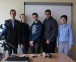 Заняття для учасників Всеукраїнської учнівської олімпіади з астрономії