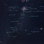 Балконные наблюдения Deep-Sky в 8″Dob (№3). Летне-осенний треугольник